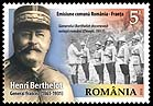 General Bertello on the Romanian front